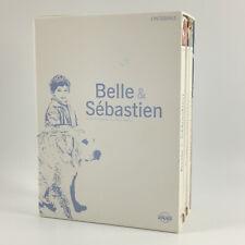 Belle et & Sébastien L'intégrale Saison 1 2 3 / Coffret 9 DVD (1 à 3)
