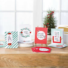 Stampin' Up! Watercolor Christmas Card Project Kit Makes 20 Cards