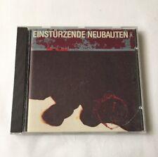 Einsturzende Neubauten - Zeichnungen Des Patienten O.T. (CD, 1983, Some Bizzar)