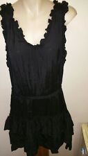 Womens S12 Black Dress Marcs Brand New