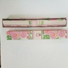 Perfumed Drawer Liners Woods of Windsor Wild Rose 5 Sheets Vintage 1994