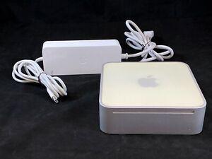 Apple Mac Mini (Late 2005) 1.5 GHz PowerPC G4, 1GB RAM, 64GB SSD +More! - TESTED