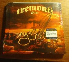 Autographed SIGNED MARK TREMONTI Dust CD  CD creed myles kennedy slash