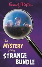 The Mystery of the Strange Bundle (The Mystery Series),Enid Blyton