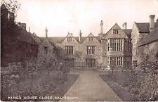 Mrs Ashdown, Barrow Hill, Henfield, Sussex - King's House, Salisbury jb269