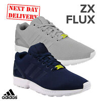 adidas ZX Flux Mens Fashion Trainers Running Retro Torsion Casual Shoes UK Size