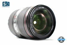 NEUF Canon EF 24-105 mm f/4L IS II USM Lentille