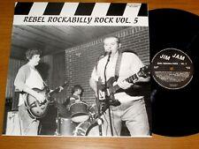 HOLLAND IMPORT ROCK & ROLL LP - VARIOUS ARTISTS - JIM JAM 8995