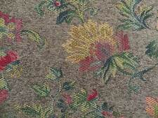 """""""Hempstead"""" chenille upholstery weight decorator material in sage multi"""
