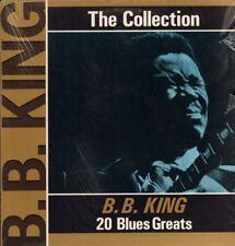 B.B. King(Vinyl LP)The Collection 20 Blues Greats-Deja Vu-DVLP2031-Ital-Ex/Ex+