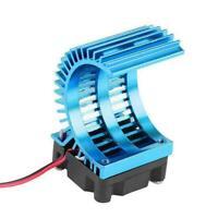 Cooling Cooler Fan Motor Heat Sink 308005 for RC 1:16 Model Car /& 380 Motor