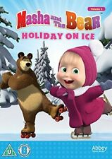 Masha and the Bear - Holiday On Ice [DVD].