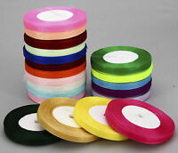 Organza Ribbon, 12mm width Many Colours BUY 3 & GET 1 FREE Add 4 in basket