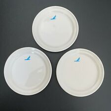PIEDMONT AIRLINES 1st Class Bread Plate (set 3)