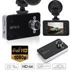 HD 1080P Car Vehicle DVR Camera Video Recorder Dash Cam G-sensor Night Vision