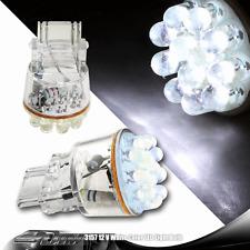 Universal 3157 White Tail Brake & Turn Signal LED Bulb