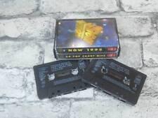 NOW 1995 - Various Artists / Double Cassette Album Tape / Fatbox / 4268
