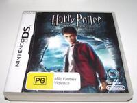 Harry Potter and the Half Blood Prince Nintendo DS 2DS 3DS Game *Complete*