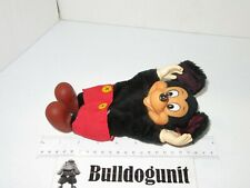 "Vintage Disney Mickey Mouse Red Pants  8"" Plush Doll Stuffed Applause Toy"