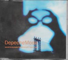 DEPECHE MODE - World in my eyes CD SINGLE 4TR Synth-Pop 1990 UK Release