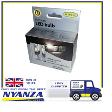 PREMIUM RING LED BULB 6000K CANBUS ICE WHITE SIDELIGHT BULBS NUMBER PLATE