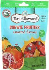 Torie & Howard-Chewie Fruities - Assorted, Pack of 6 ( 4 OZ )