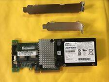 Original LSI LSI00202 Megaraid SAS 9260-8i 512MB RAID controller+Battery BBU08