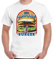 Big Kahuna Burger T-Shirt Mens Funny Pulp Fiction Movie Film Tee Top