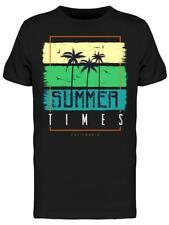 Summer Times Tee Men's -Image by Shutterstock