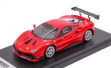 Ferrari 488 Challenge Rosso Scuderia 1:43 Model LOOKSMART