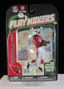 2012 McFarlane Playmakers Series 3 Larry Fitzgerald Cardinals Action Figure