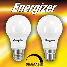 Dimmable Energy Saving LED Globe Shape 9w=60w Light Bulb ES E27 BC B22 Fitting