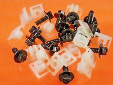 Ford License Plate Screws & Nuts (Qty 32 Pcs) #1016
