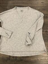 Puma Woman Sports Clothes Long Sleeve SizeM
