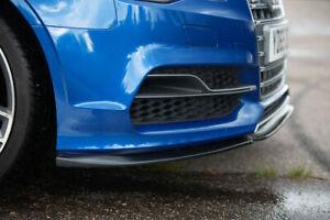 P-Performance Front Bumper Lower Lip Splitter for Audi A3 / S3 8V 2013-2017