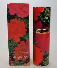 Emanuel Ungaro Classic Femme 30 ml Eau de Parfum EdP Spray Rechargeable  Neu/OVP