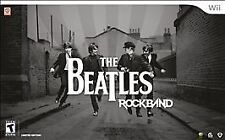The Beatles: Rock Band (Nintendo Wii, 2009)