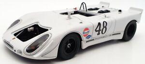 Autoart 1/18 Scale 87072 - 1970 Porsche 908/02 Green Park Sebring Steve McQueen