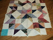 Plastic Templates &Assembly Chart-Morning Moments quilt