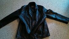 Excelled mens collection XL leather jacket