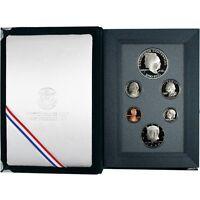 1990 Eisenhower Prestige Proof Coin Set United States Mint