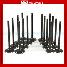 FOR 86-89 TOYOTA CELICA GTS & TURBO 2.0L 16-INTAKE EXHAUST ENGINE VALVE 3SG/ELC