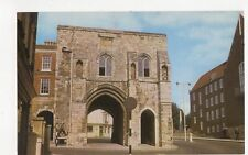 West Gate & County Buildings Winchester Hampshire Postcard 231a