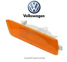 VW Jetta GLI R32 Rabit Front Passenger Right Side Marker Light Assembly Genuine