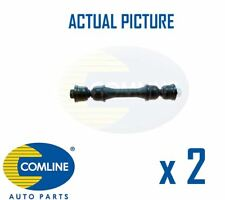 2 x FRONT DROP LINK ANTI ROLL BAR PAIR COMLINE OE REPLACEMENT CSL7088