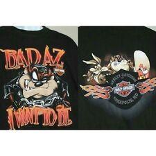 Harley Davidson Annapolis Looney Tones Graphic Mens XLarge Black