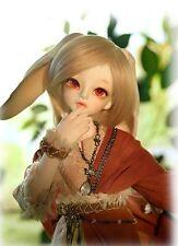 BJD 1/4 Doll soom Teschen & Mylo Child free eyes + facial makeup-Animal body