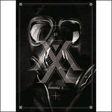 Monsta X Trespass 1st Mini Album CD +