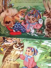 1960 Rainbow's Pop-Up Book - EXCELLENT Condition - Rare!!!