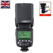 UK Godox  V860II-C E-TTL HSS 1/8000 Li-ion Battery Speedlite Flash for Canon